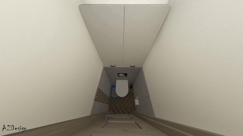 lakás látványterv wc