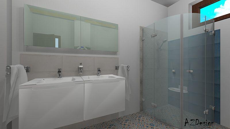 fürdő látványterv