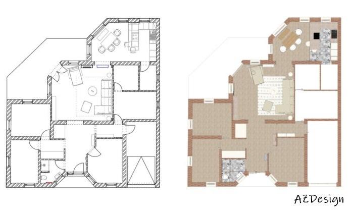 Domaszék ház