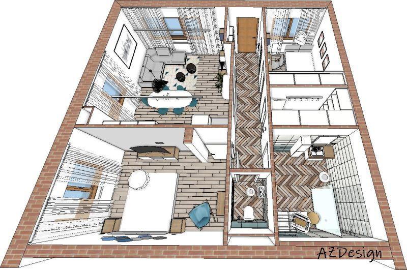 Pécsi lakás