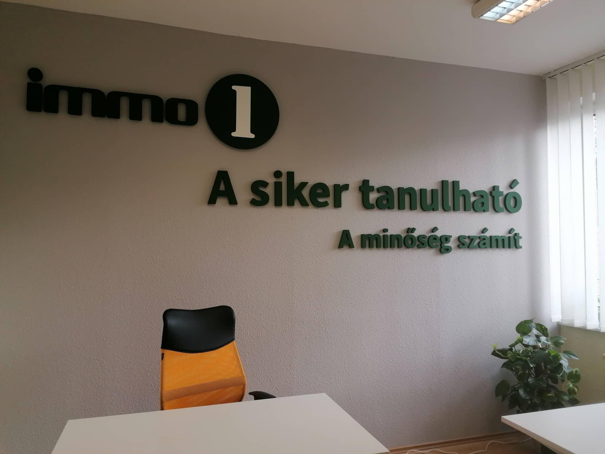 Immo1 iroda