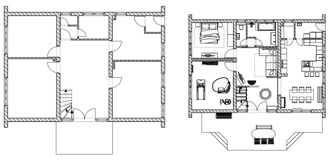 Balatonszabadi ház