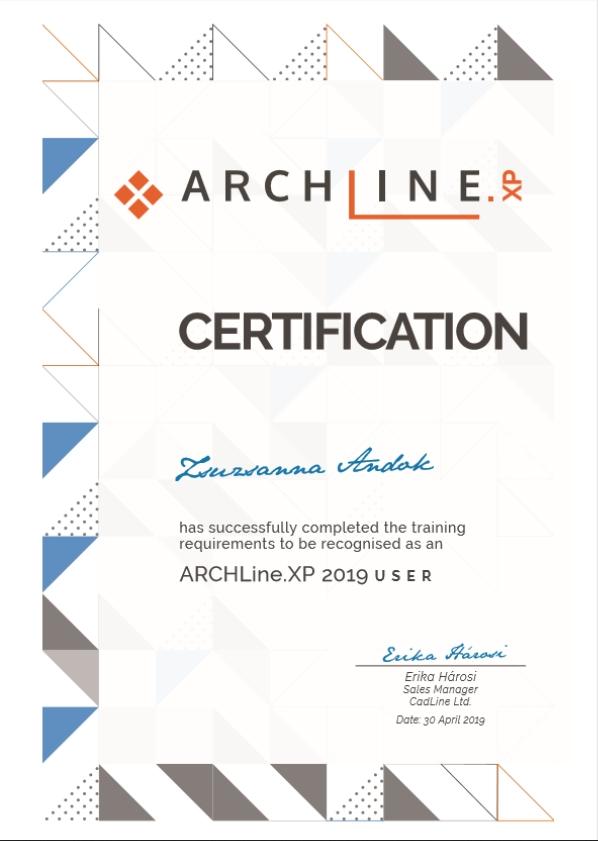 ArchLine-lapfokuvizsgaEN