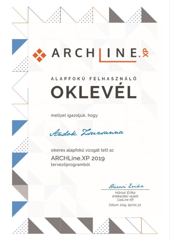 ArchLine-lapfokuvizsgaHU